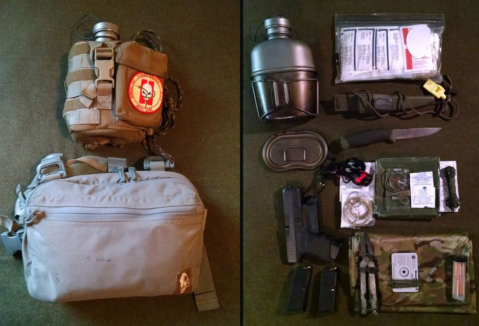 Survival Instructor Shares His Go Bag Contents 5 11 Blog