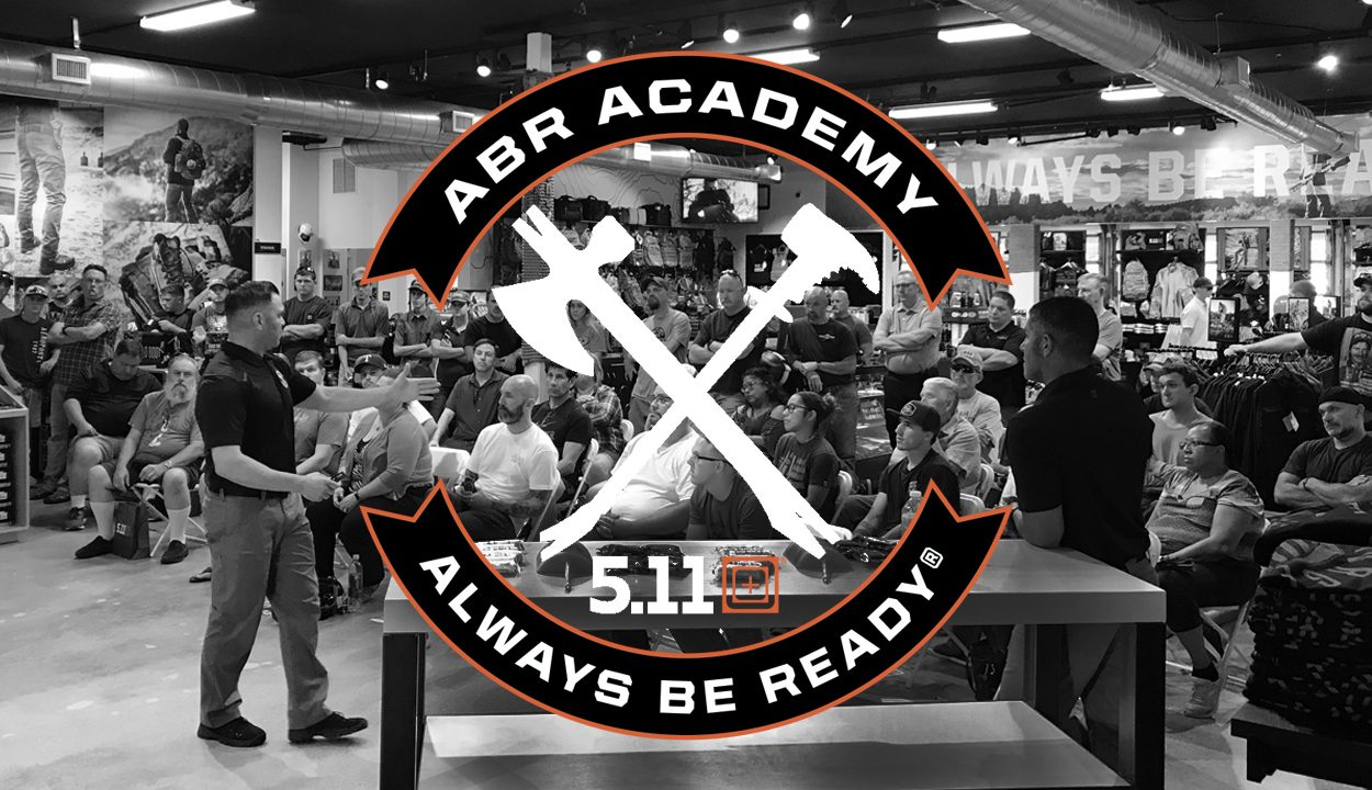 ABR Academy – Self Defense @5.11 Honolulu
