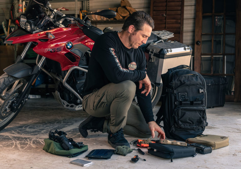 Building The Perfect Go-Bag