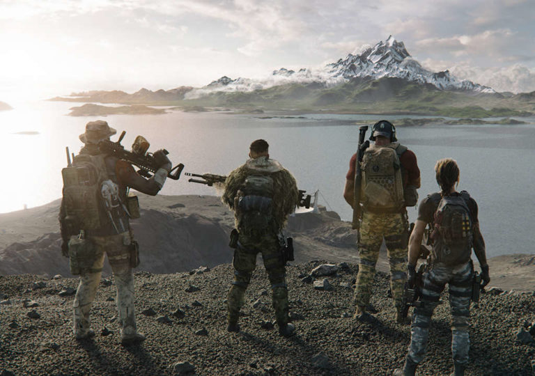 Ghost Recon Breakpoint – The Gear