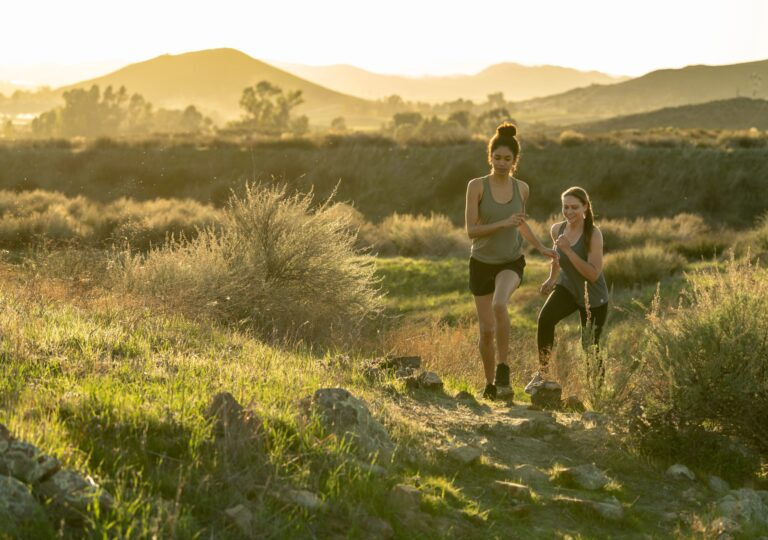 Workout Outfits for Trail Runners