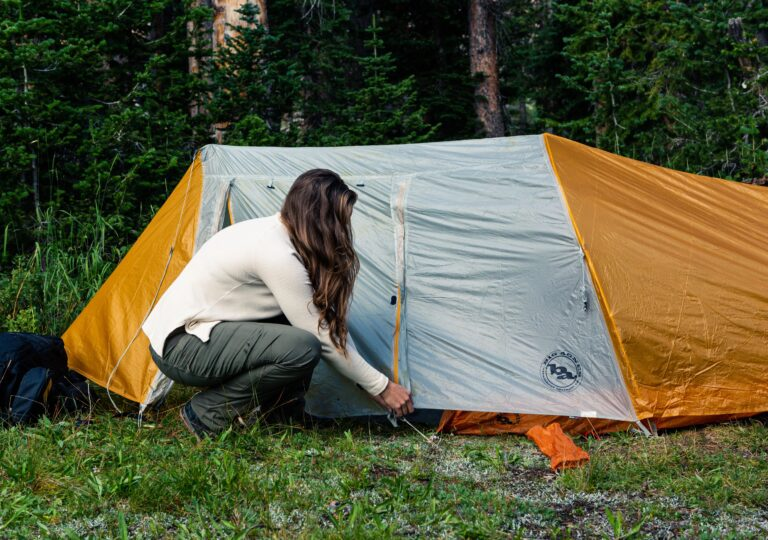 How To: Backcountry Camping
